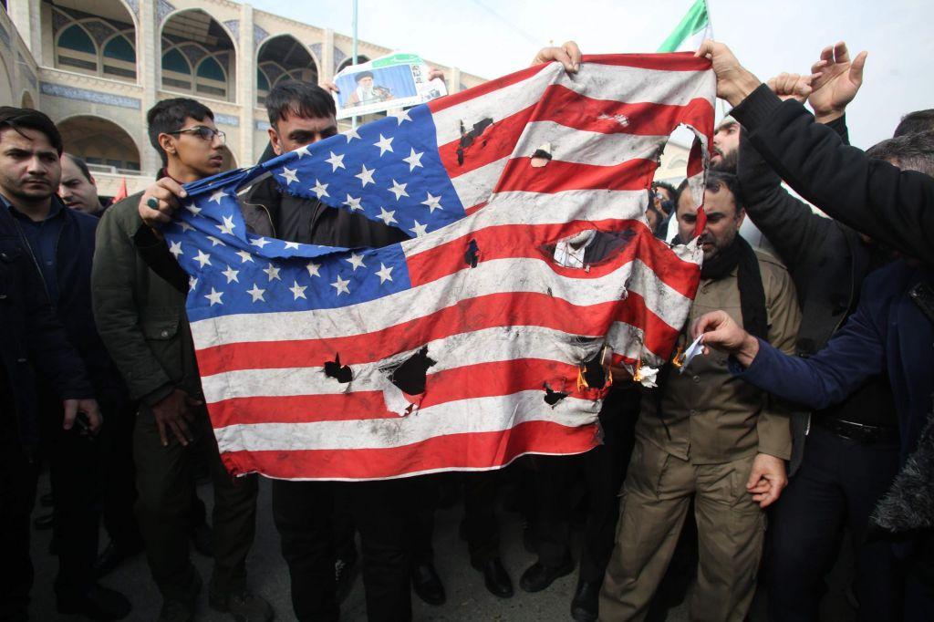FOTO:Vse o konfliktu med Iranom in ZDA