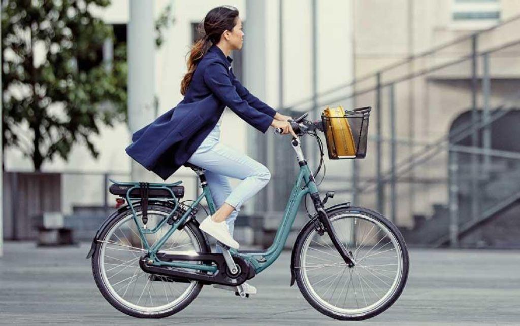Zaposleni na Nizozemskem se z električnim kolesom vozijo za 7 evrov na mesec