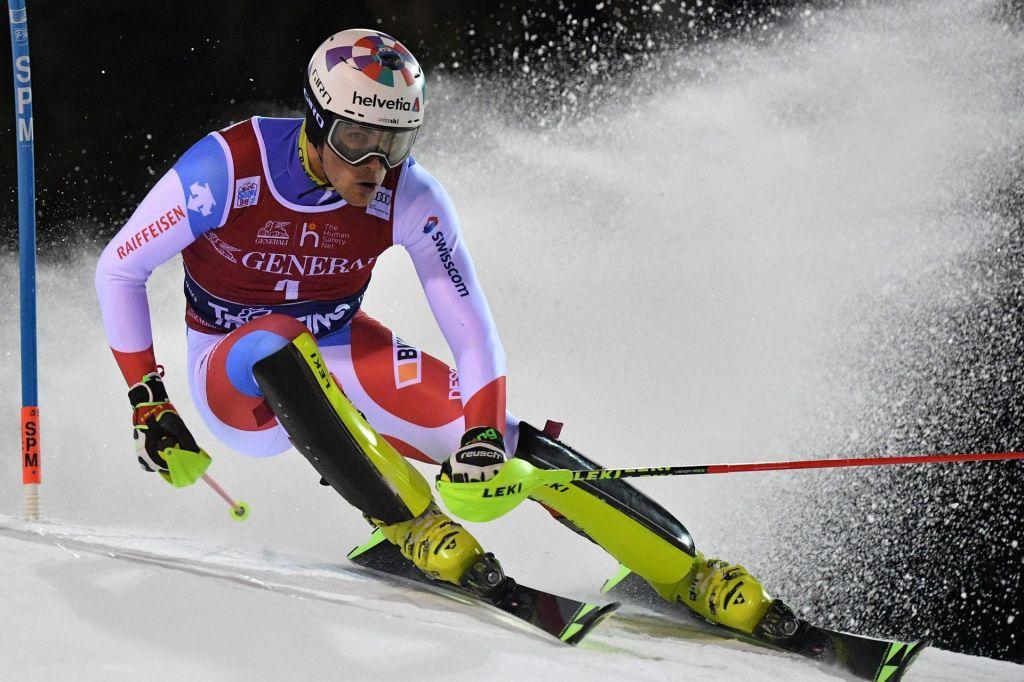 Švicar Yule ubranil zmago v Madonni di Campiglio, Hadalin sedmi