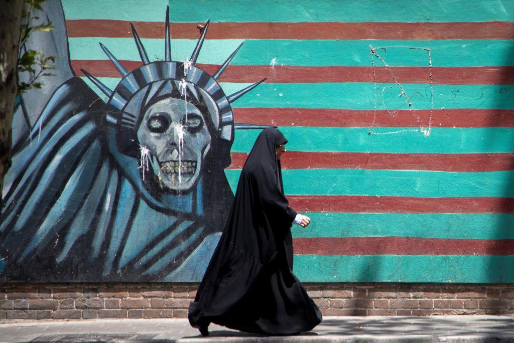 FOTO:Zaostrovanje odnosov med ZDA in Iranom