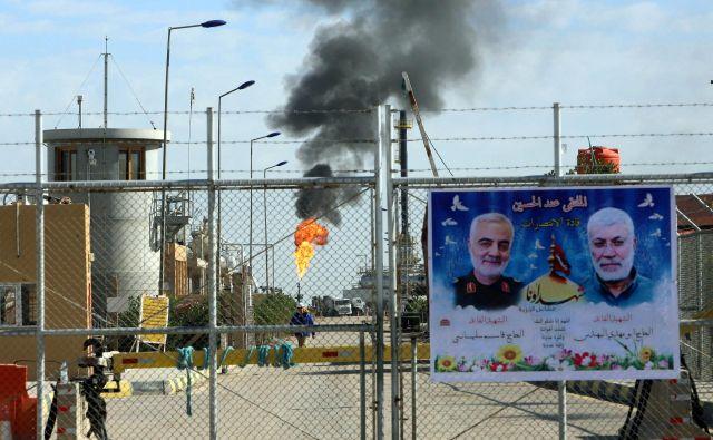 Kitajska je največji kupec iranske nafte. FOTO: Essam Al-sudani/Reuters