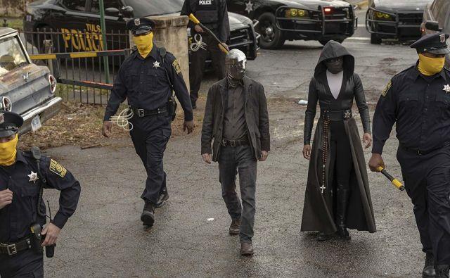 Nadaljevanka se dogaja v istem svetu kot strip. Foto HBO