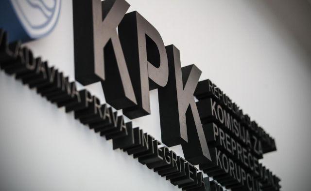 Komisija za preprečevanje korupcije. FOTO: Uroš Hočevar/Delo