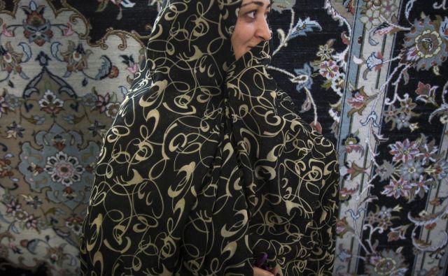 Iran je neverjetno lepa dežela ... Na dlani je, da Zahod zelo slabo pozna to veliko državo. FOTO: Reuters