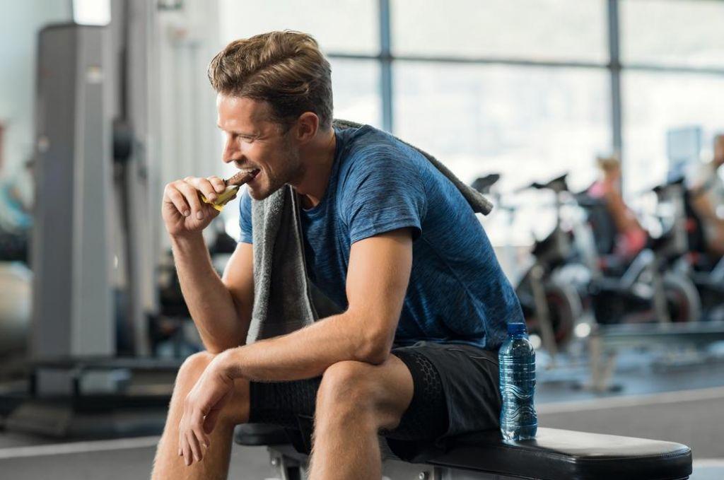 Razlaga periodizirane prehrane športnika