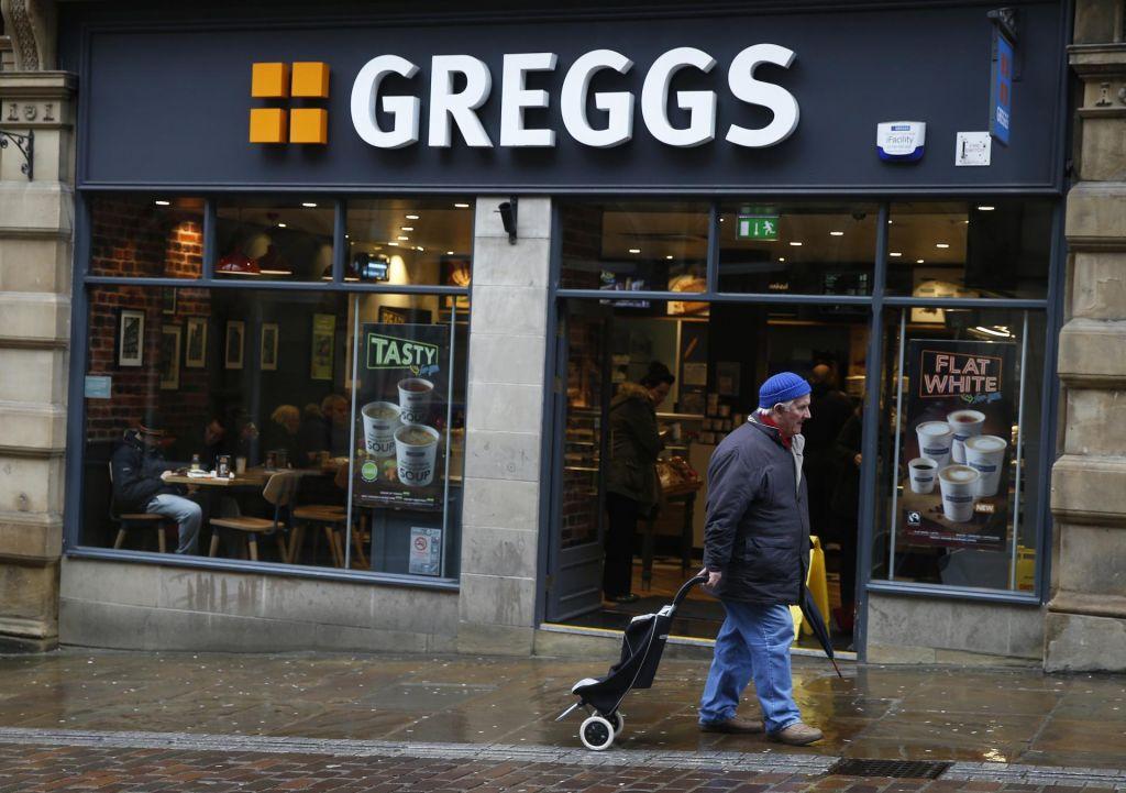 Izredna nagrada za Greggsove delavce