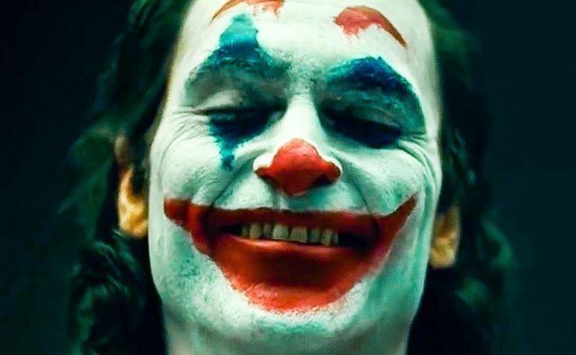 Bo lik Jokerja dobil že drugega oskarja? FOTO: Warner Bros. Pictures