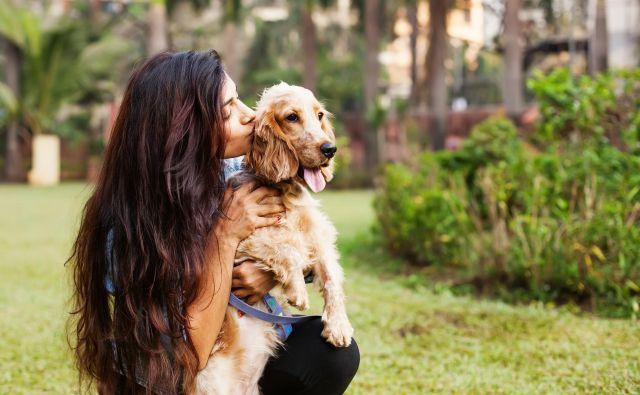 Kar 30 odstotkov ljudi je alergičnih na specifični protein, ki nastaja v prostati pasjih samcev. FOTO: Shutterstock