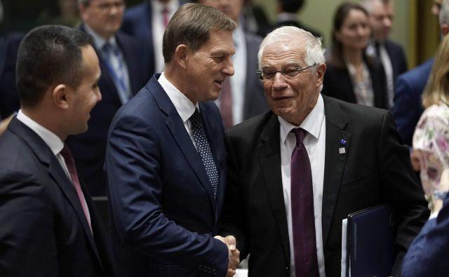 Zunanji ministri članic EU so se na izrednem zasedanju zbrali šele teden dni po ameriški usmrtitvi Kasima Sulejmanija. Foto: AFP