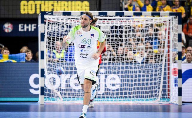 Dean Bombač je bil najboljši igralec derbija v Göteborgu. FOTO: kolektiff