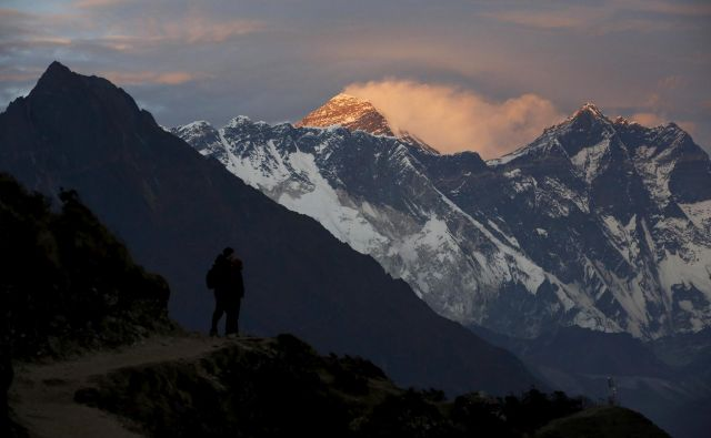 Mount Everest FOTO: Navesh Chitrakar/Reuters