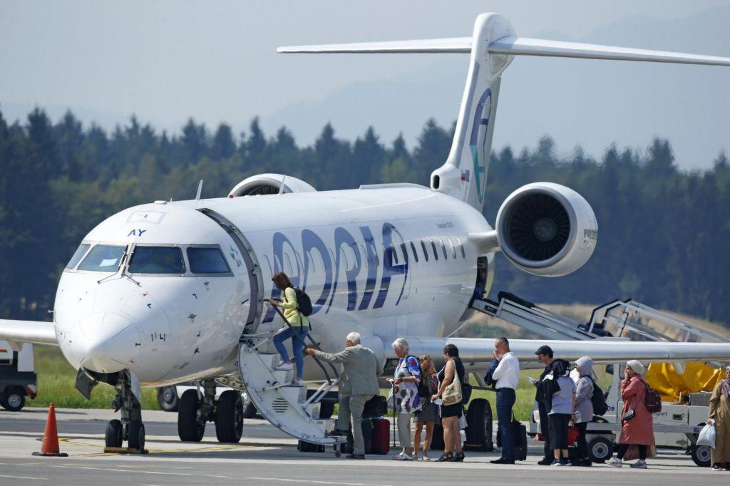 Dražba za Adrijina dovoljenja za letenje 23. januarja