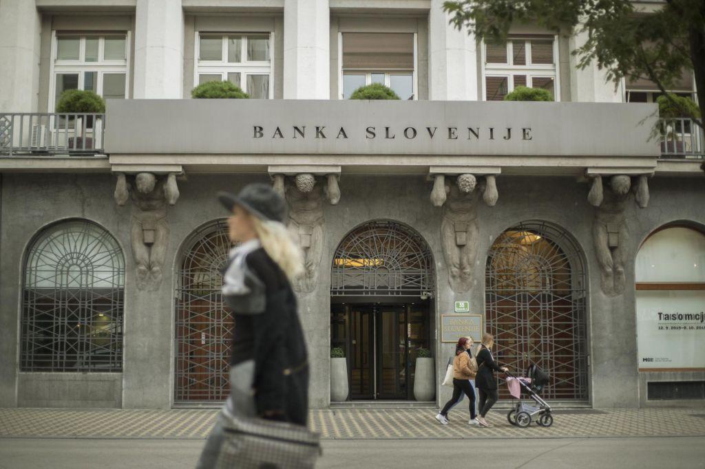 Banka Slovenije zahteva ustavno presojo zakona o bančnih razlaščencih