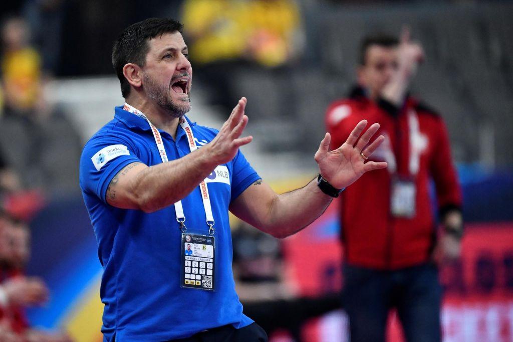 FOTO:Ljubomir Vranješ: Igrali smo z ročno zavoro; Blaž Janc: Prav je, da smo samokritični