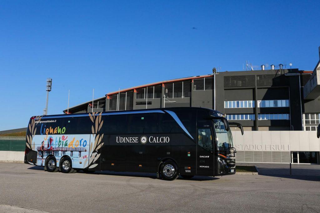 Prevozi športnih ekip so tržna niša za Nomago v Italiji