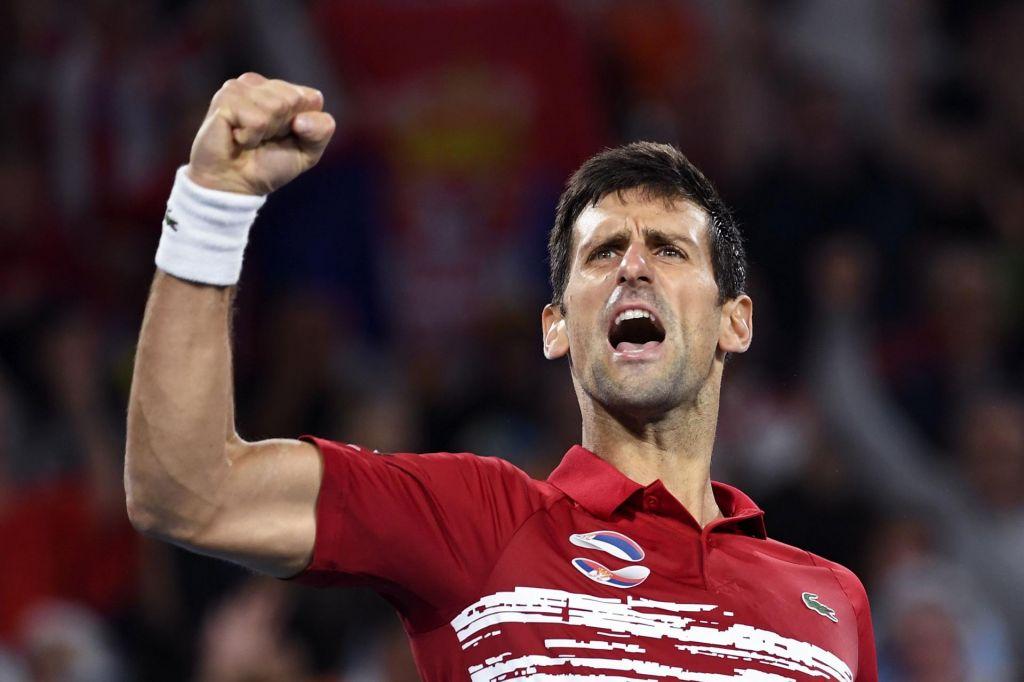 FOTO:Federer, Nadal in Đoković niso izgubili želje po rekordih