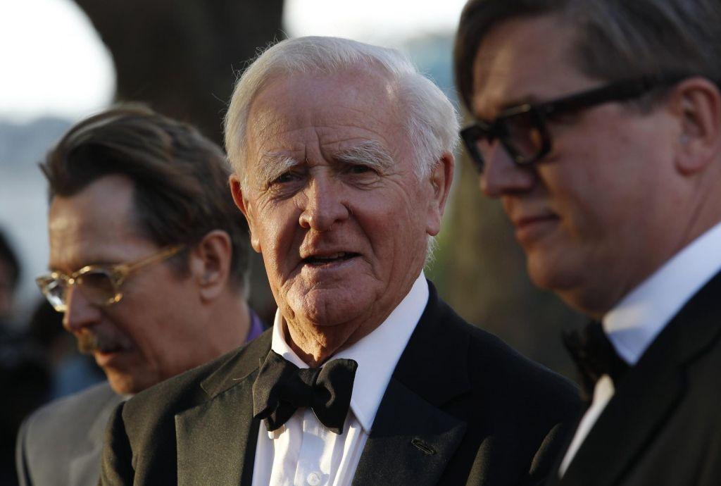 John Le Carré letošnji dobitnik nagrade Olofa Palmeja