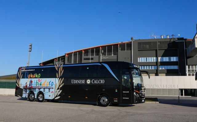 FOTO: Italijanski trg vse bolj pomemben za avtobusno podjetje Nomago.
