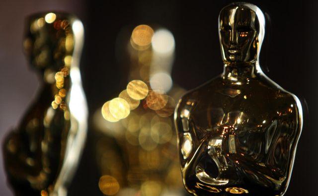 Oskarje bodo 9. februarja podelili dvaindevetdesetič. FOTO: Gabriel Bouys AFP
