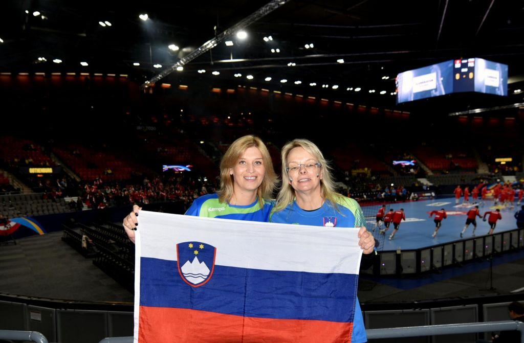 Združeni v ljubezni do Slovenije