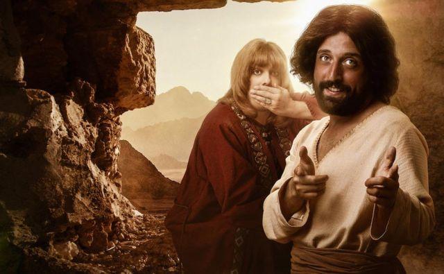 S <em>Prvo Kristusovo skušnjavo</em> je brazilska gledališka tovarišija Porta dos Fundos pritegnila svetovno pozornost. Foto Netflix