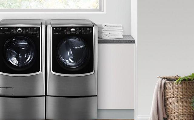 Pametni pralni stroj Foto Lg.com