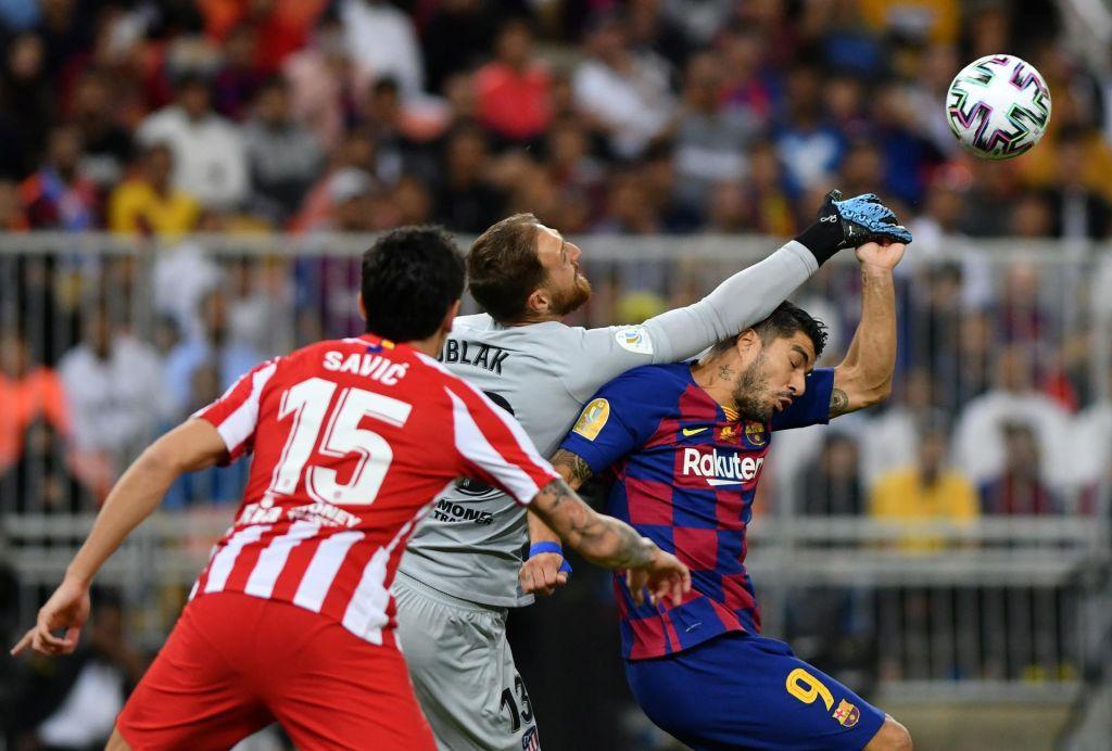 FOTO:Morda bi moral Diego Simeone potegniti iz igre tudi Jana Oblaka ...