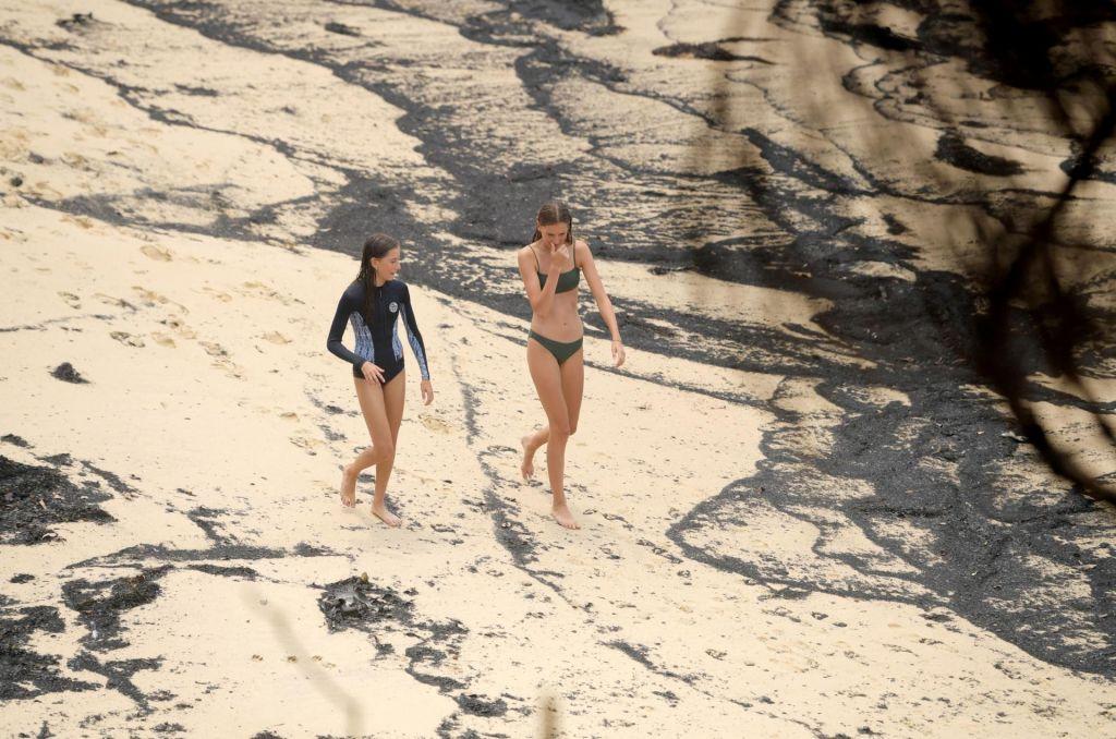 FOTO:Požari bodo pustili opustošenje tudi v turizmu