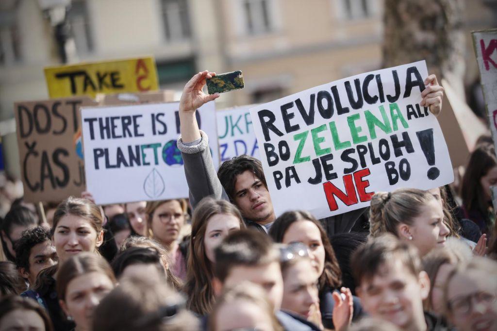 Zeleni programi na valu, ki ga je povzročila EU