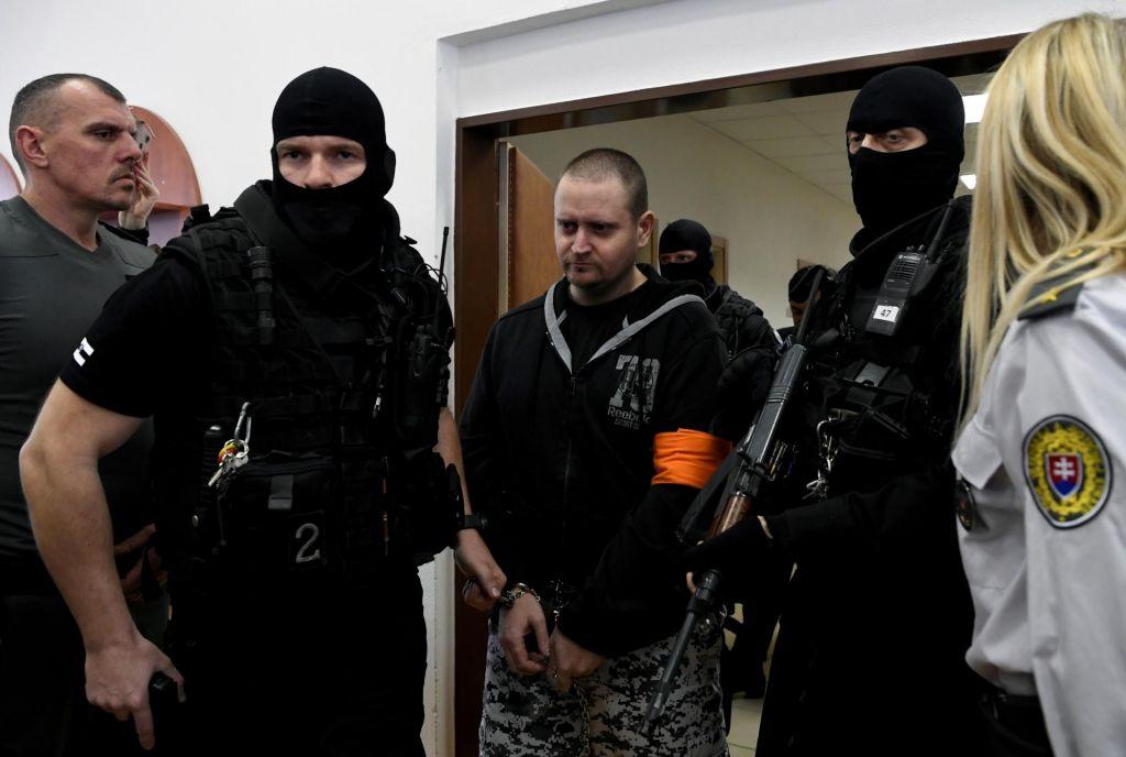 Marček se je izrekel za krivega uboja Jána Kuciaka