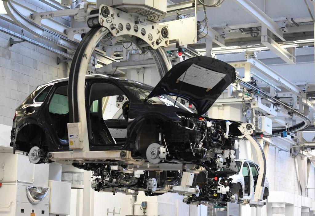 V Nemčiji več povpraševanja, a proizvodnja je manjša
