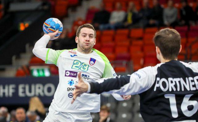Miha Zarabec je povrnil dobre občutke. FOTO: Reuters