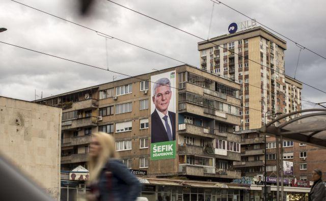 V BiH je 130.000 državljanom kršena pasivna volilna pravica. Foto: Voranc Vogel