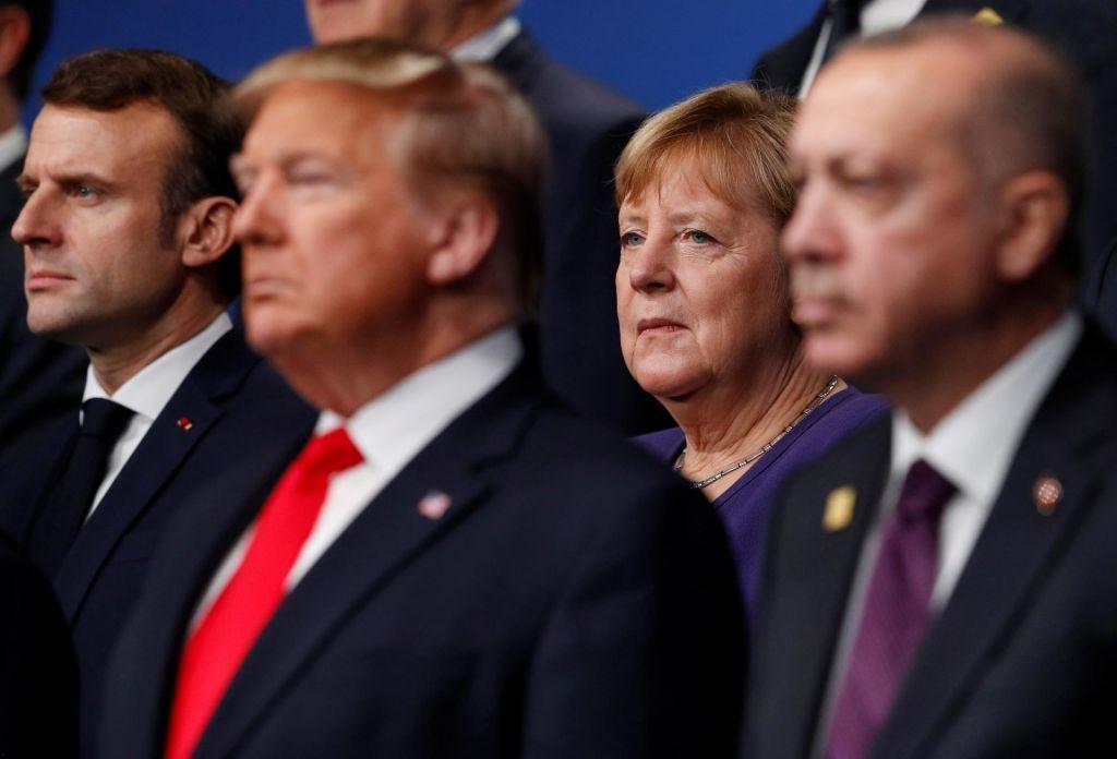 FOTO:Evropa za ohranitev dogovora pri življenju potrebuje ZDA