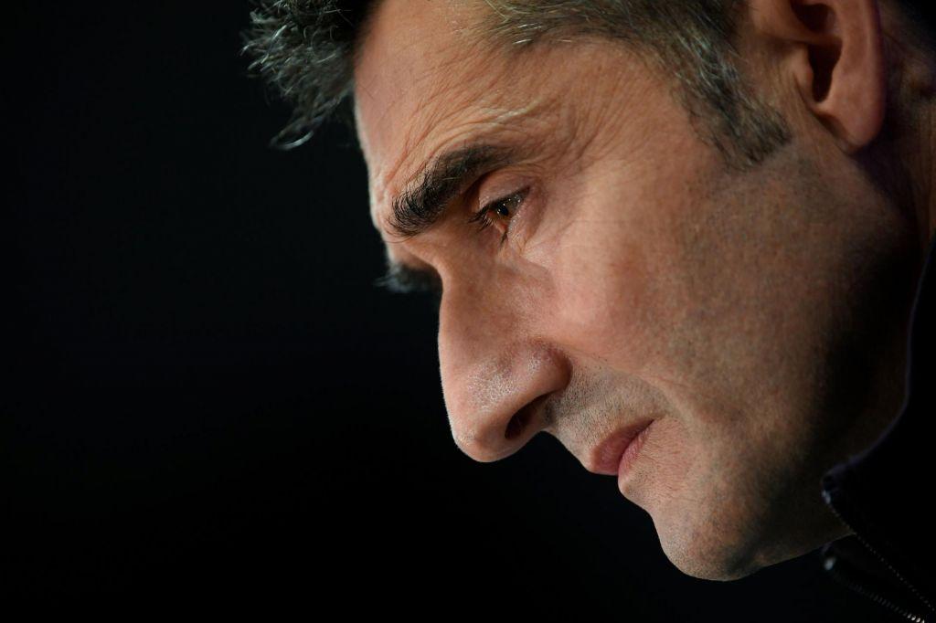 Barcelona uradno odslovila Valverdeja, novi trener Setien