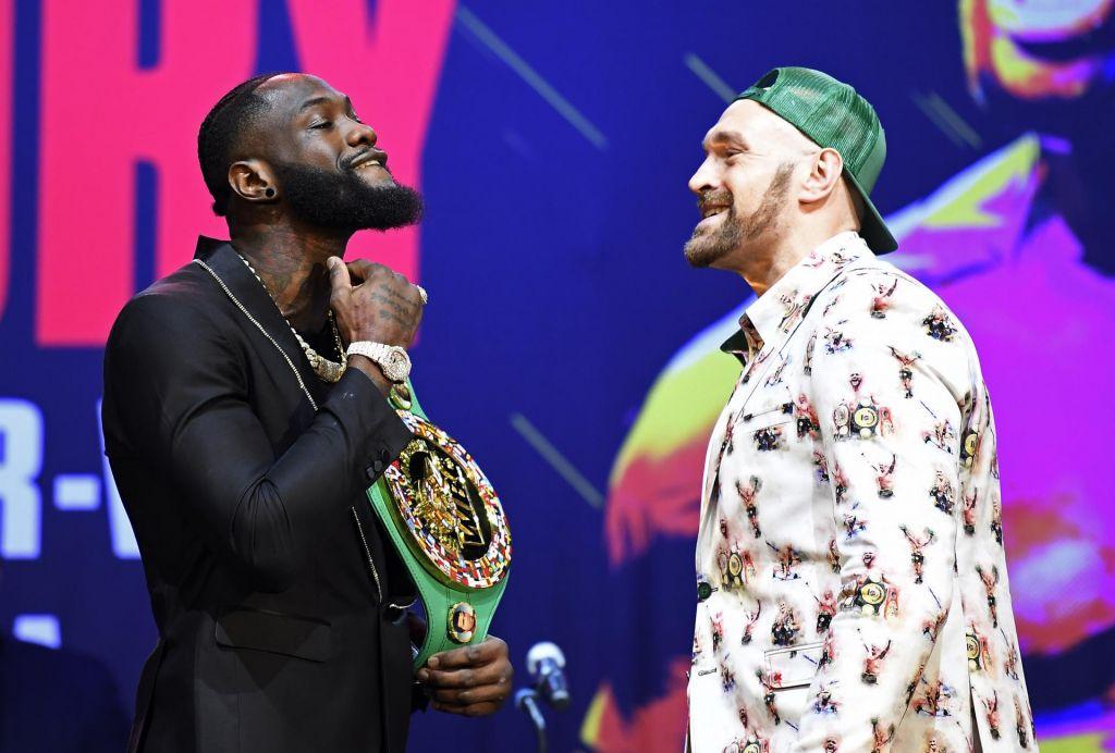 Fury sanja o drugi rundi, Wilder trdno odločen dokončati svoj posel