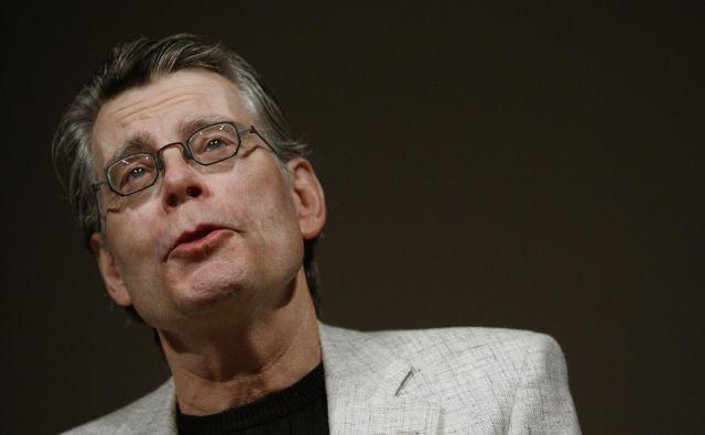 Stephen King je s svojimi besedami razočaral številne, in to ne le temnopolte ljudi. FOTO: Reuters