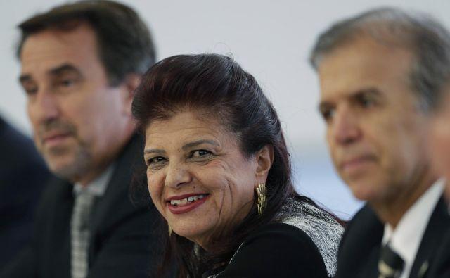 Pred petimi leti je Luiza Helena Trajano, ki se pripravlja na upokojitev, vlogo izvršnega direktorja prepustila sinu Fredericu, sama pa je od takrat predsednica uprave. Foto Reuters