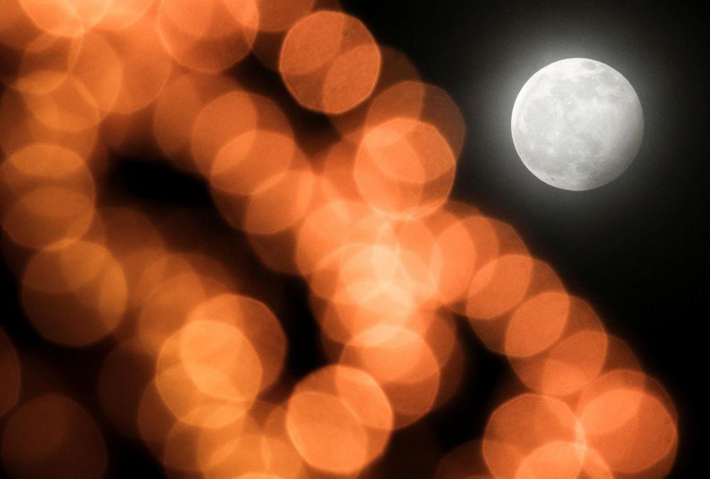 FOTO:Na Luno z žensko, ki jo bo ljubil