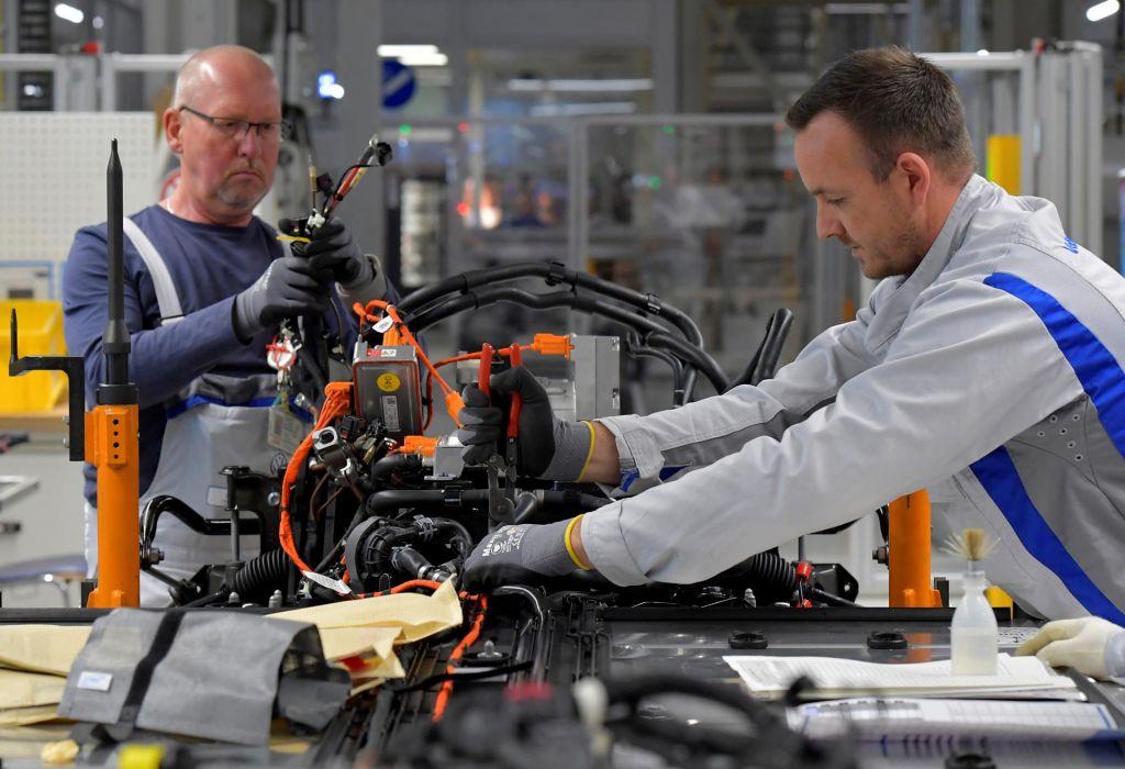 Nemška industrija bije plat zvona