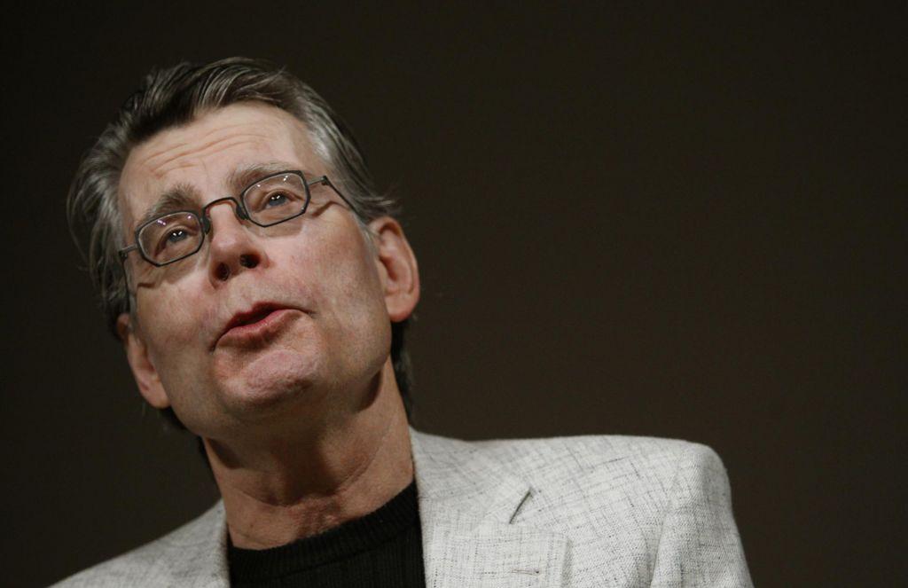 Stephen King tokrat slabo izbral besede