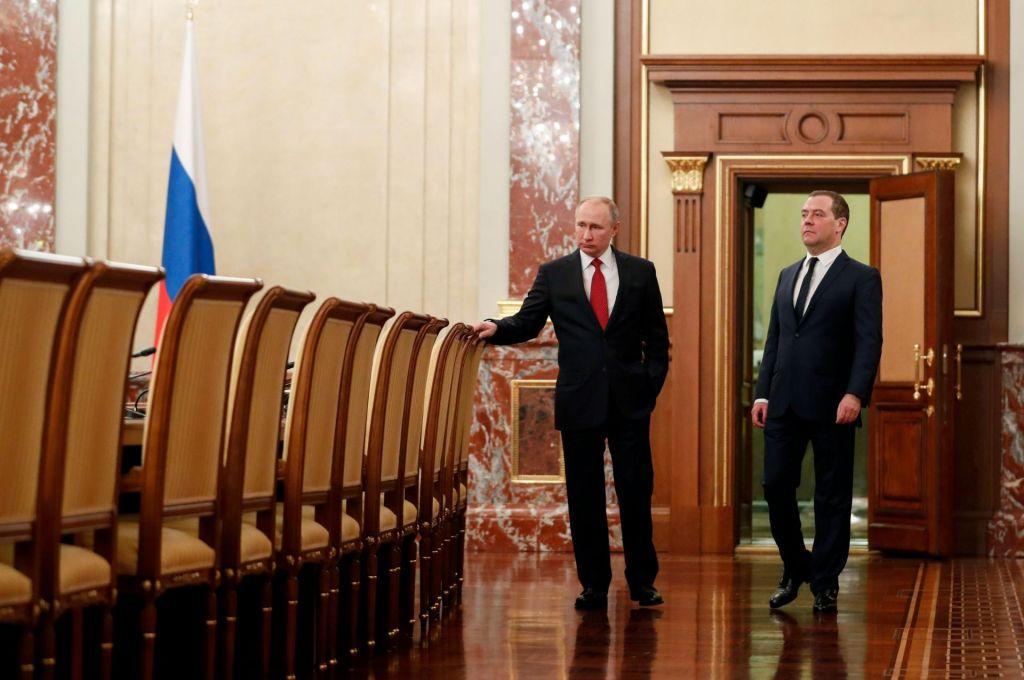 Ruska vlada odstopila