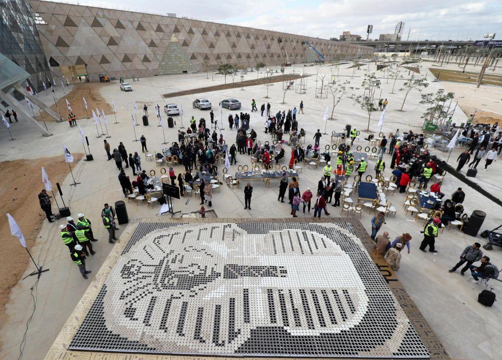 FOTO:Novi Veliki egipčanski muzej