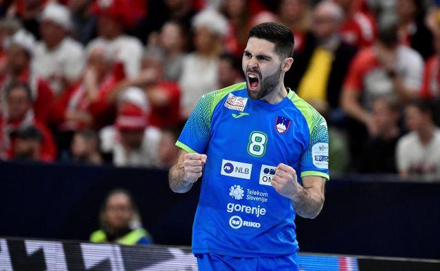 Če bo Slovenija še izboljšala protinapad, bo Blaž Janc imel veliko priložnosti za lahke zadetke. Foto Reuters