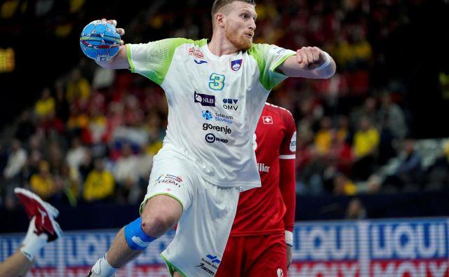 Blaž Blagotinšek je doslej dosegel osem golov. FOTO: Reuters