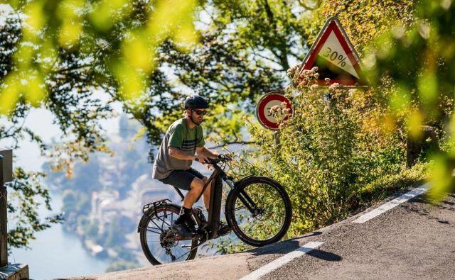 Povečanje namenskih kolesarskih poti, najem električnih koles, subvencioniranje in sheme koles na delo naj bi pripomogle k večji prodaji v Veliki Britaniji v letu 2020 in kasneje. FOTO: Arhiv proizvajalca Scott