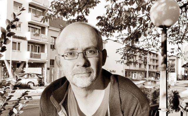 Peter Svetina sodi med naše najbolj uspešne pisatelje. Foto Andrej Predin
