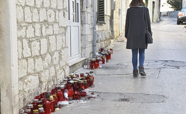 Umor sredi belega dne v Splitu je na spletu sprožil celo za balkanske razmere doslej še ne viden val simpatij s storilcem. Foto Cropix