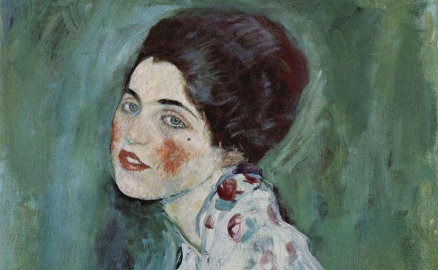 Kraja Klimtove slike leta 1997 je pristala v svetovnih medijih. Ugotovili so jo 22. februarja tistega leta, verjetno pa se je zgodila že nekaj dni pred tem, med pripravami Klimtove razstave. FOTO: Wikipedia