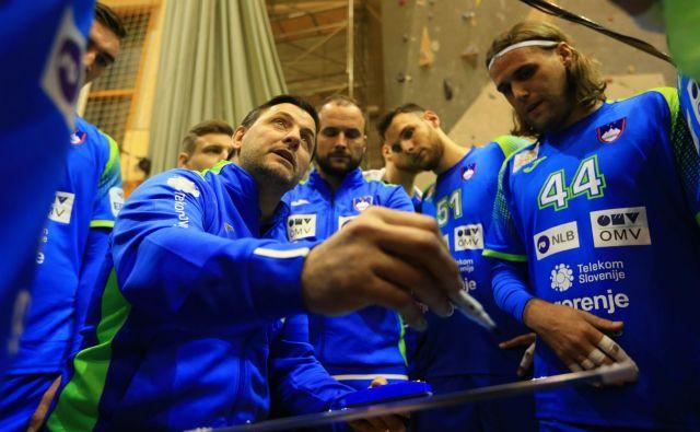 Ljubomir Vranješ je še neporažen na klopi slovenske reprezentance. FOTO: Tomi Lombar/Delo